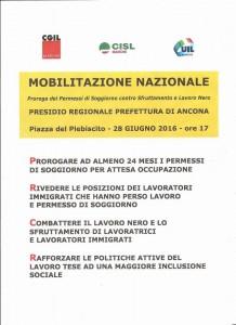 Rinnovo permessi di soggiorno, 28 giugno mobilitazione nazionale ad ...