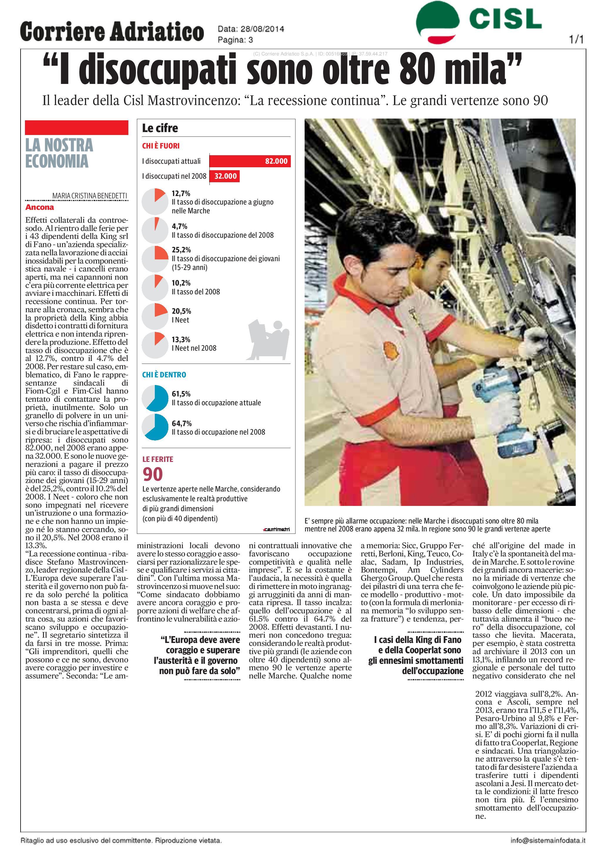 C.Adriatico_28_08_14_I disoccupati sono oltre 80 mila-page-001