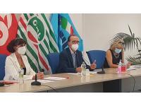 """Giornata Fai Bella l'Italia 2021Fai Cisl Marche: """" Ripulito il Parco del Ruzzodromo a Fermo"""""""