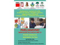 """Attivo unitario ad Ascoli Piceno """"Salute. Quale sistema salute nelle Marche: la sanità che vogliamo e che cosa chiediamo alla Regione"""""""