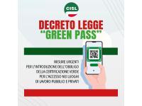 Sindacati uniti sul Green pass per i lavoratori - Intervista TGR Rai  a Sauro Rossi  - Segretario Generale della Cisl Marche