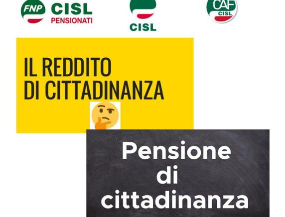 Reddito e pensione di cittadinanza: un incontro a Jesi per capirne di più