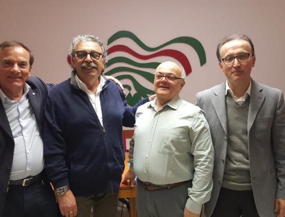 Cambio al  vertice del Sicet Marche, Antonio Angelini è il nuovo Segretario Generale