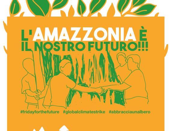 L'Amazzonia è il nostro futuro: Iscos tutela il polmone verde del Pianeta