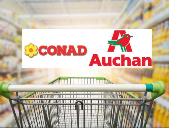 Tgr Marche 25 01 2020 Conad - Auchan: al via i primi licenziamenti
