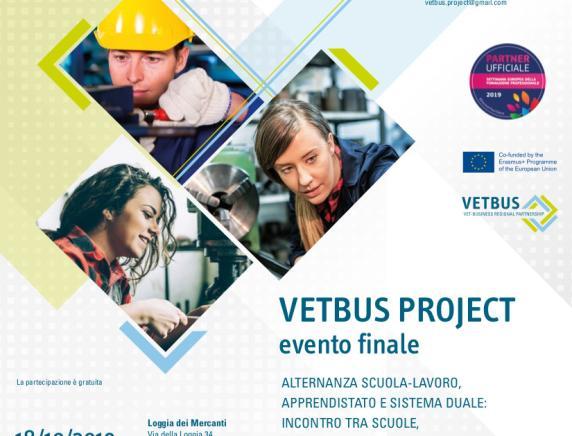 VETBUS: alla Loggia dei Mercanti di Ancona l'evento finale del progetto per lo sviluppo dell'integrazione scuola - lavoro nelle Marche