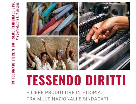 Tessendo diritti: filiere produttive in Etiopia tra multinazionali e sindacati