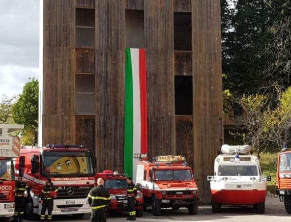 Vigili del Fuoco: preoccupati per le condizioni della caserma di Macerata