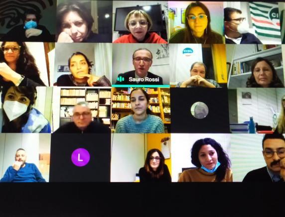 Cisl Marche Winter Youth Accountability : esperienze di Servizio Civile Universale