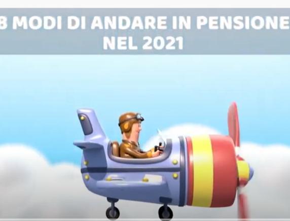 8 modi per andare in pensione nel 2021