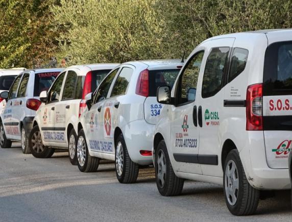 Anteas Macerata: trasporto gratuito per gli over 65 a supporto della vaccinazione covid-19