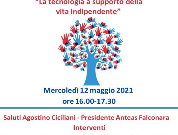 La tecnologia a supporto della vita indipendente: webinar di Anteas Falconara con esperti dell'Inrca