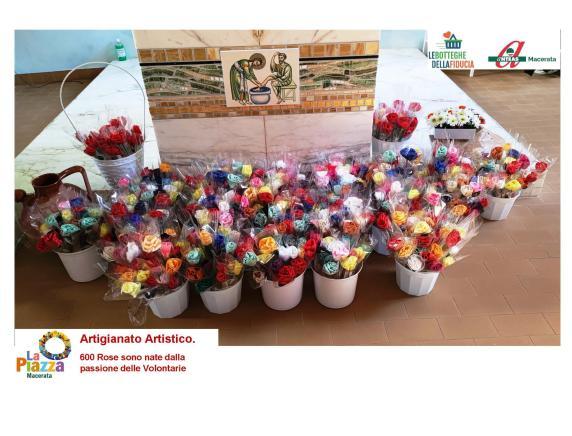 Animazione e intrattenimento alla Casa di riposo di Potenza Picena grazie ai volontari di Anteas