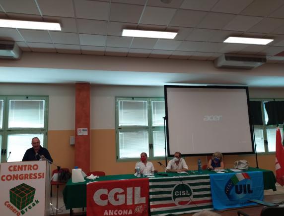 Sanità Ancona : ospedali, distretti e prevenzione le richieste di Cgil Cisl Uil