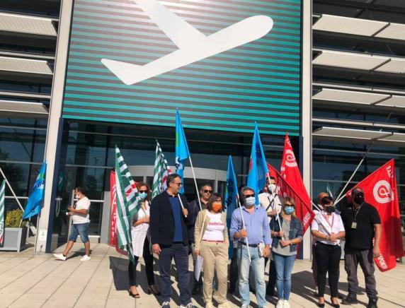 Sanzio – Cgil, Cisl e Uil in sciopero: «Bassetti anziché attaccare i sindacati farebbe bene ad aprire un confronto costruttivo»
