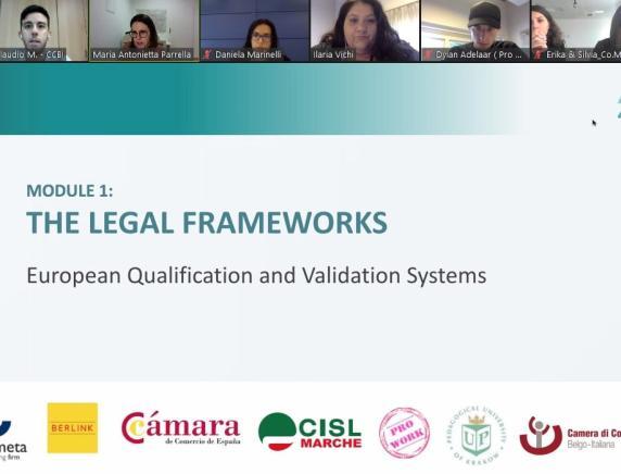 Progetto MOB4APP: un ciclo di formazione per l'apprendistato in Europa