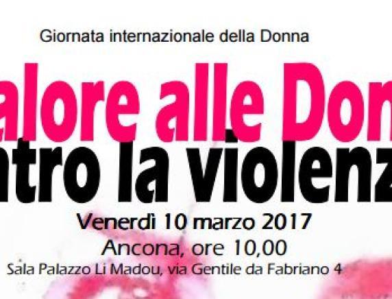 fc1e51eb98 07/03/2017 Valore alle Donne contro la violenza. In occasione della ...