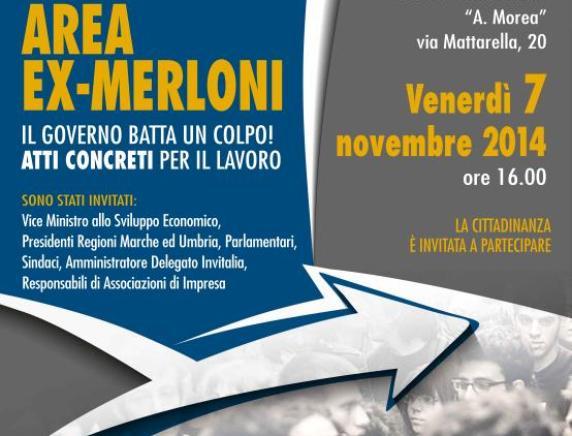 c5e87e22eb748 05 11 2014 Area ex Merloni e vertenza JP  atti concreti per il Lavoro a  Fabriano il 7 novembre