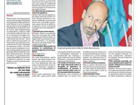37aa8faa1e18 27 06 2015 Mastrovincenzo al Corriere Adriatico