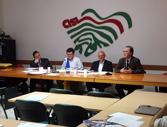 Cisl Università Marche: Gerardo Galeazzi è il nuovo segretario generale